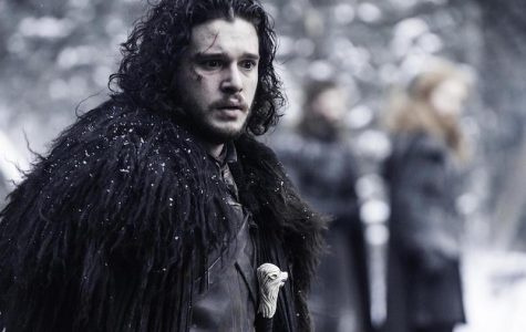 Kit Harrington, as Jon Snow, in season six.