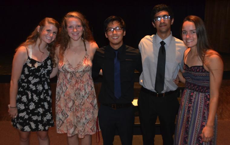 Students win many awards at annual IB film festival