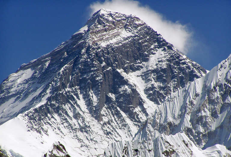 Stop Mount Everest climbs