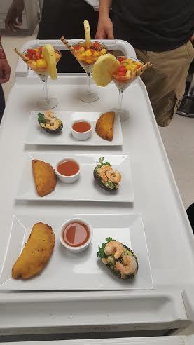 Culinary final