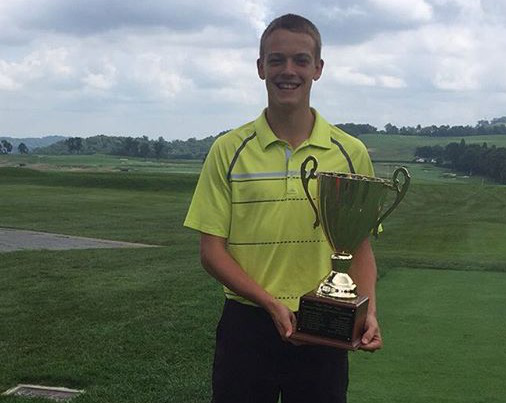 Student invited to national tournament in California