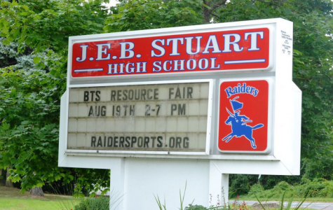 J.E.B. Stuart HS may change its name