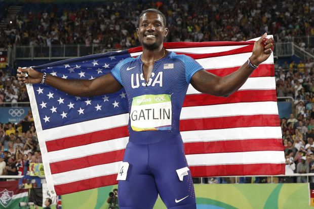 Sprinter Justin Gatlin was allowed to compete in the Rio Olympics even after multiple doping scandals.
