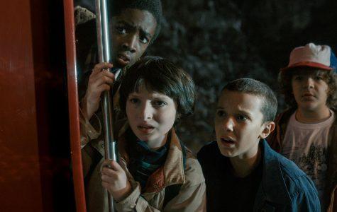 Netflix's Stranger Things turns the world upside down