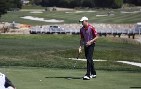 Golf struggles at conference with harsh conditions