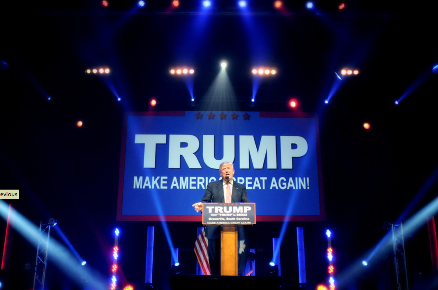 Presidential election's biggest campaign slogan is inherently racist