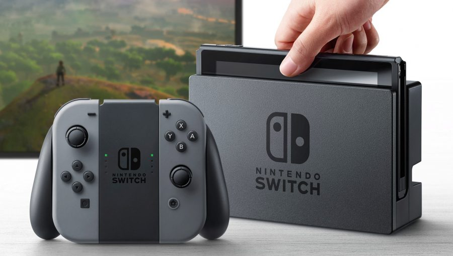 Switch it up with Nintendos newest console