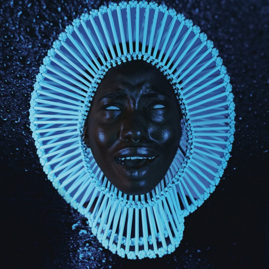 The album cover is a spin off of Funkadelics Maggot Brain