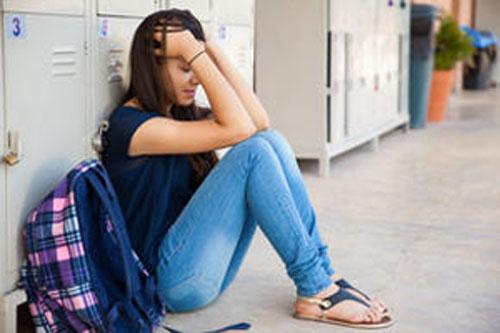 Dramatic increase in teen depression