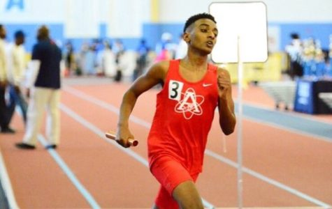 Boys track victorious at DCIAA Invitational
