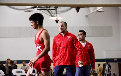Wrestling sees improvement