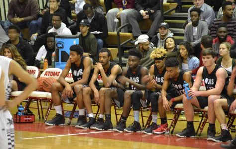 Boys Basketball robbed at Senior Night
