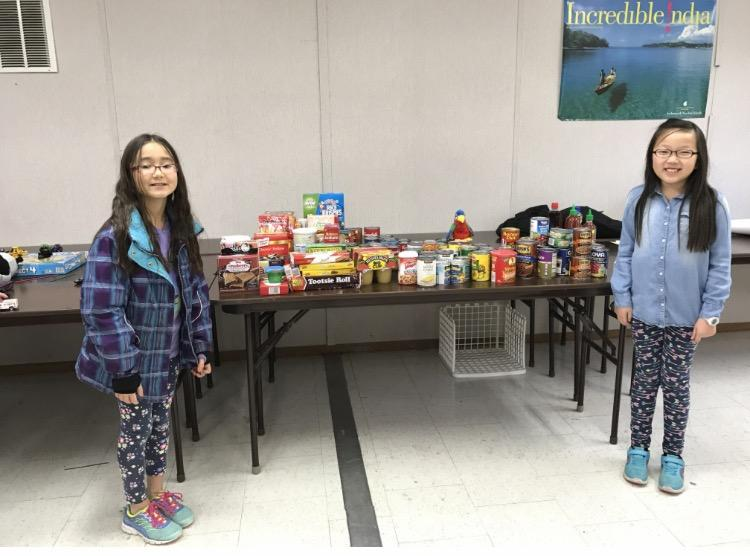 Canned+good+drive+collects+donations