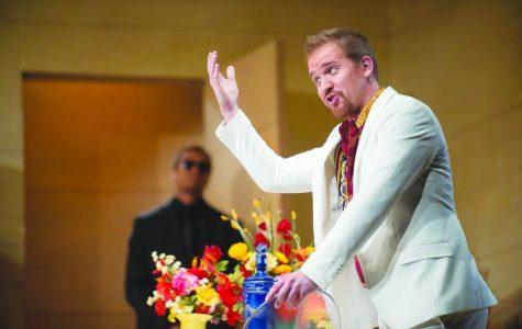 Alumni sings around the world