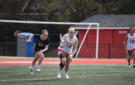 Girls lacrosse lose big in first round