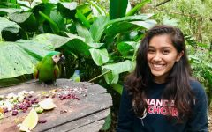 Alumna begins gap year in Ecuador