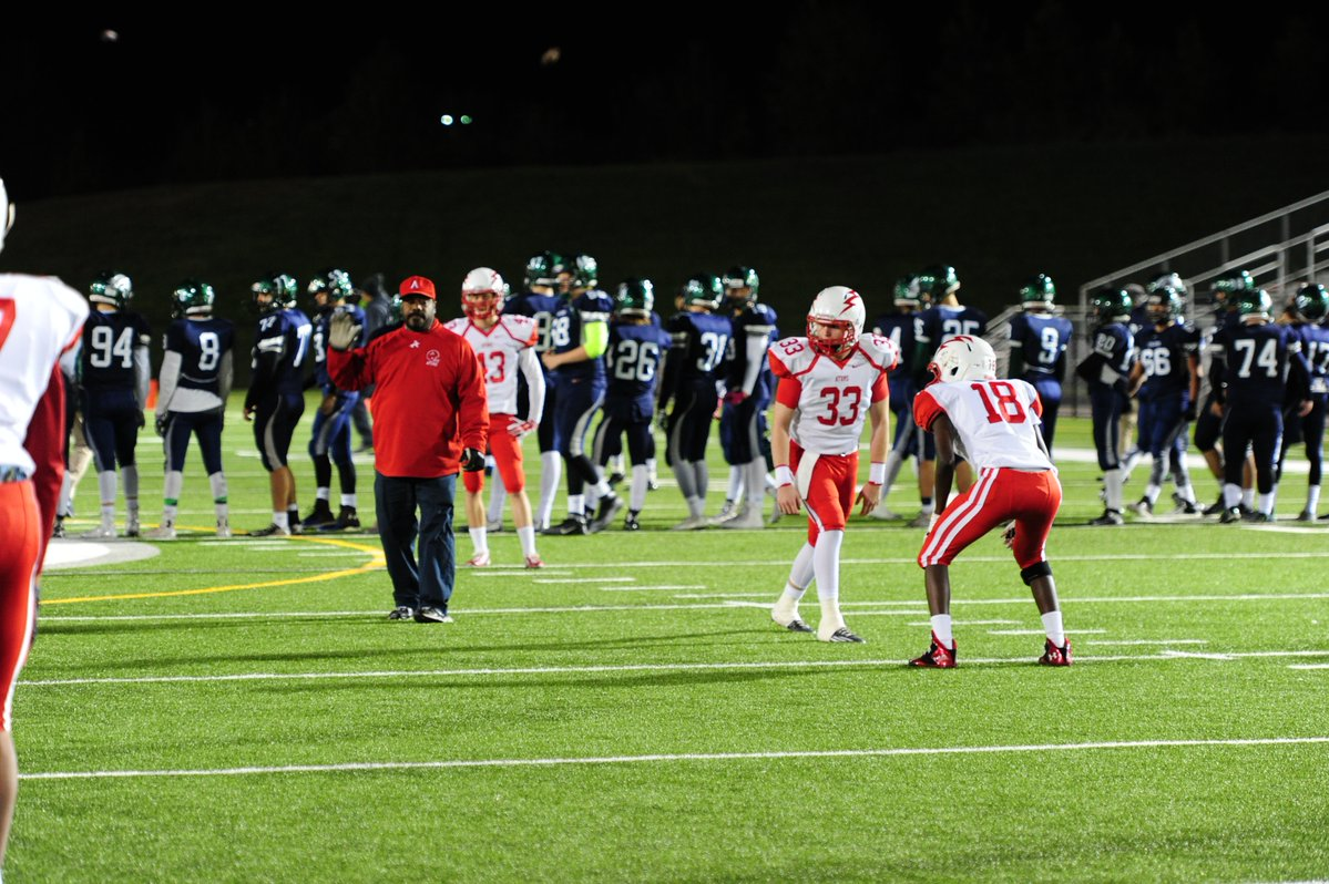 Football plays for Coach Jefferson