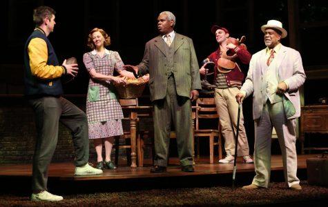 IB Students visit Ford's Theatre
