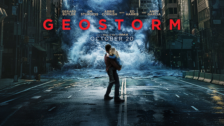 Geostorm Movie Review