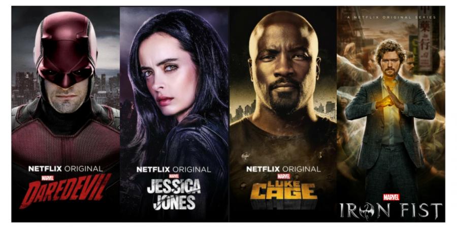 Netflix originals take over students' lives