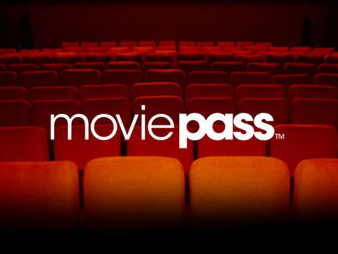 Invest in the MoviePass app