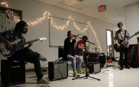 Filament hosts second Coffeehouse of the year