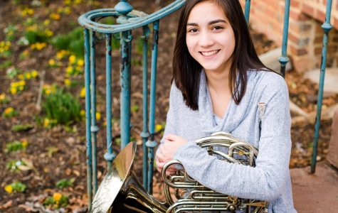 Junior heads to Julliard