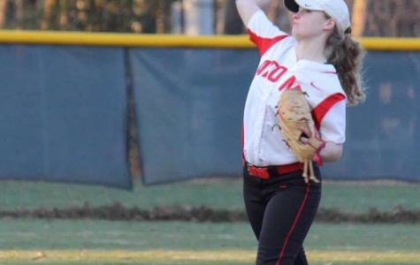 Softball plays in Hayfield Spring Break Invitational Tournament