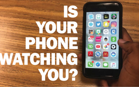 Is your phone watching you?