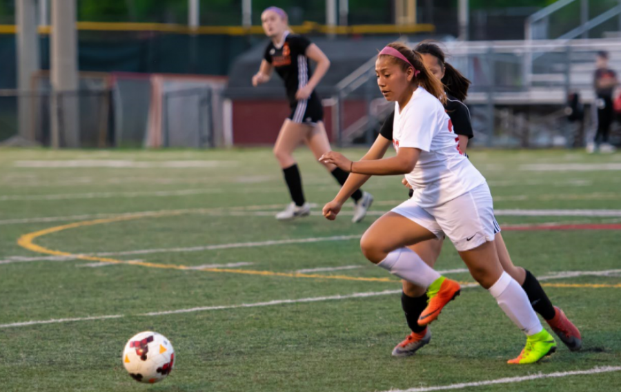 Soccer continues onward to regionals