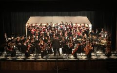 The best things come in threes: AHS music department holds the Trilogy Ensemble Concert