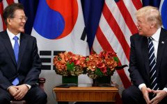 Trump should have more praise for peace in North and South Korea