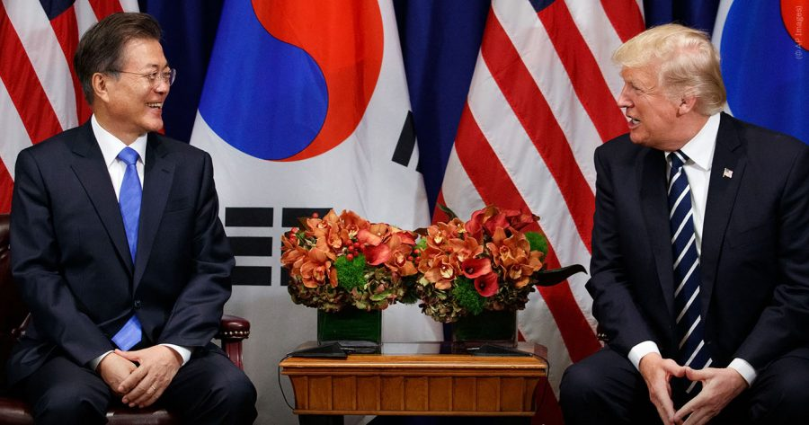 Trump+should+have+more+praise+for+peace+in+North+and+South+Korea