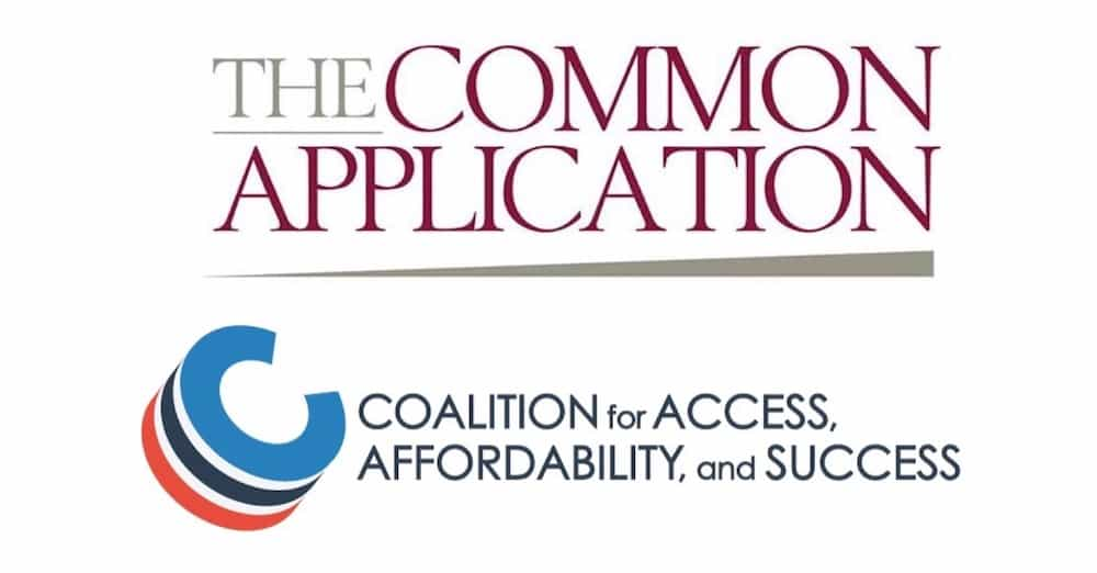 Many colleges and universities have their applications located on either the Common or Coalition Applications.