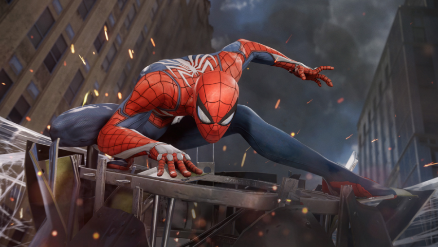 Spider man game excites students