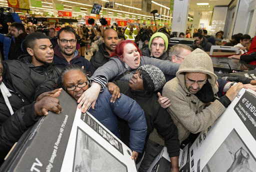 Think twice about Black Friday