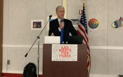 """Richard Wolf speaks at """"AHS Meets the Press"""""""
