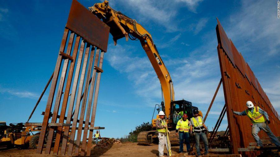 Donald Trump's border plan has hit a wall