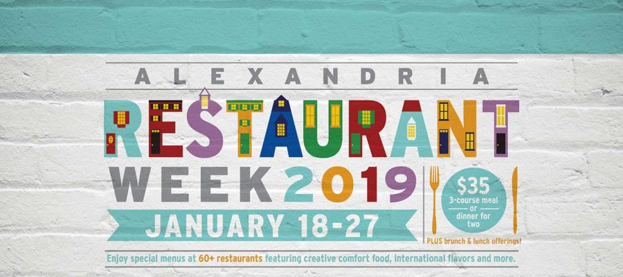 Make sure to take advantage of Alexandria restaurant week