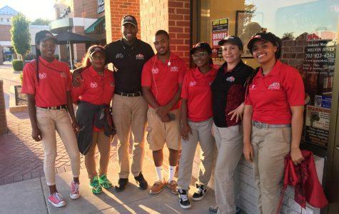 Summer jobs teach students new skills