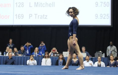 UCLA gymnast scores perfect 10 with stunning floor routine