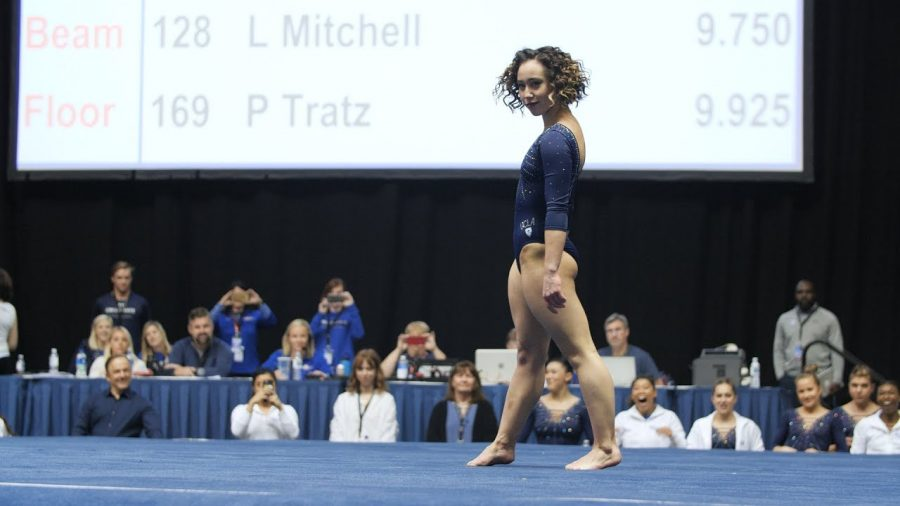 UCLA+gymnast+scores+perfect+10+with+stunning+floor+routine