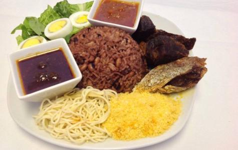 How to cook Ghanaian Waakye