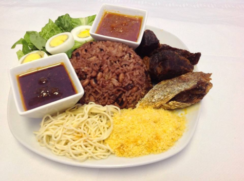 How to cook Ghanaian Waakye