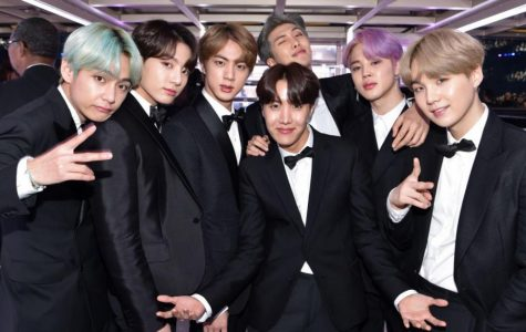 BTS sing and dance their way to the U.S.
