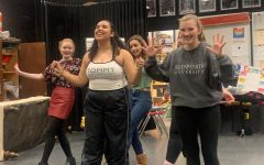 Thespians prepare for spring musical