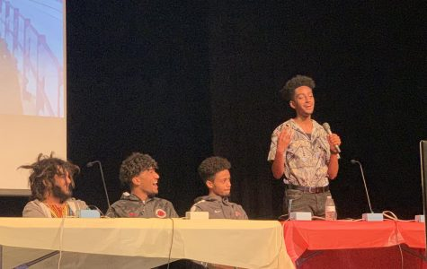 Seniors victorious in Black History Bowl