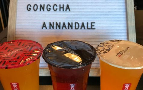 Gong Cha in Annandale provides a great hang out spot
