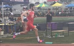 Track successful at first invitational
