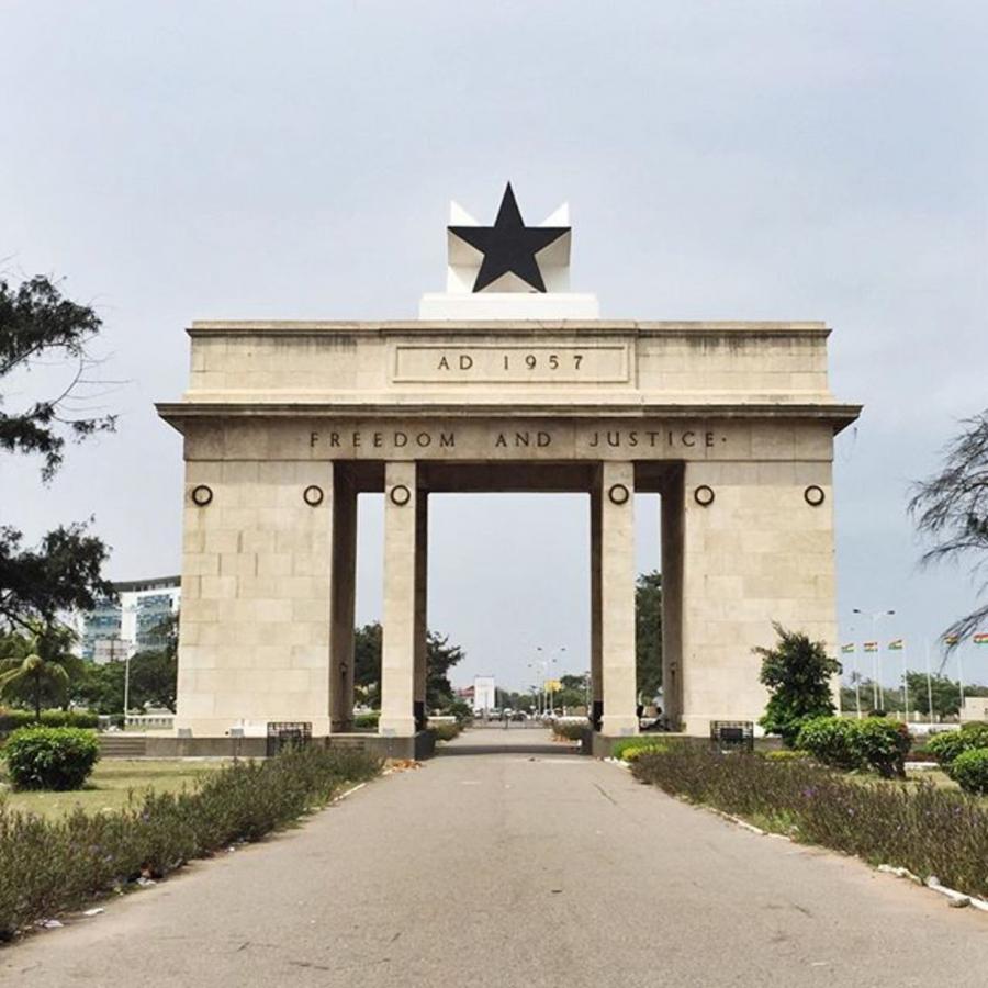 Going+through+Ghana%27s+Black+Star+Gate